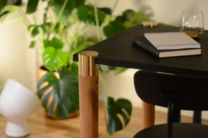 tabl - the world's most adaptable table leg by Nick Flutter