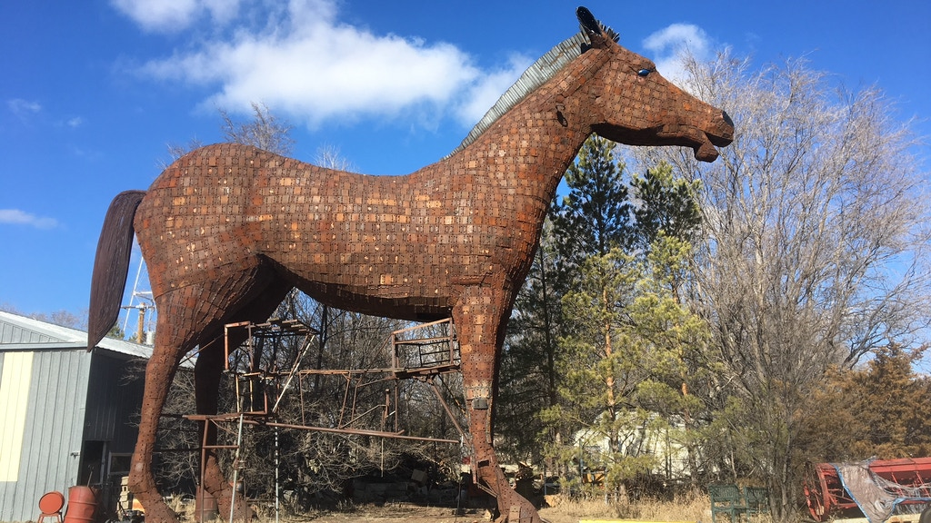 Move a Giant Iron Horse to Porter Sculpture Park! project video thumbnail