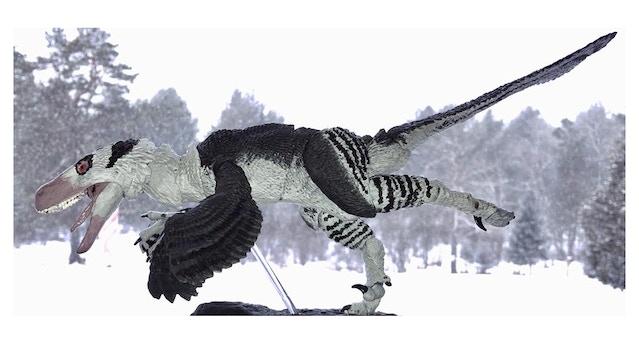 Custom raptor by Quail Engstrom