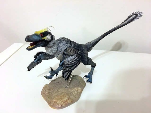 Custom raptor by Tony Califa