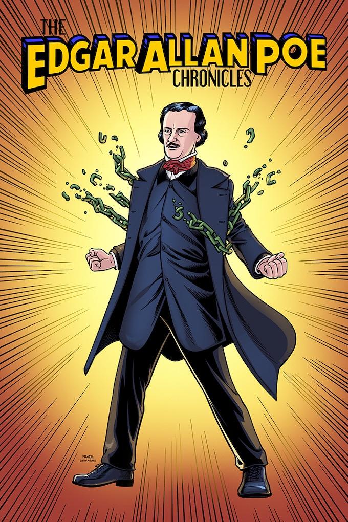 """Superman"" Variant Cover by Brendan and Brian Fraim"