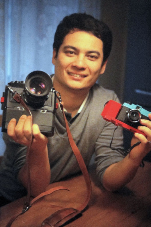 Leica M2 Elmar 50mm 2.8 + I'm Back®