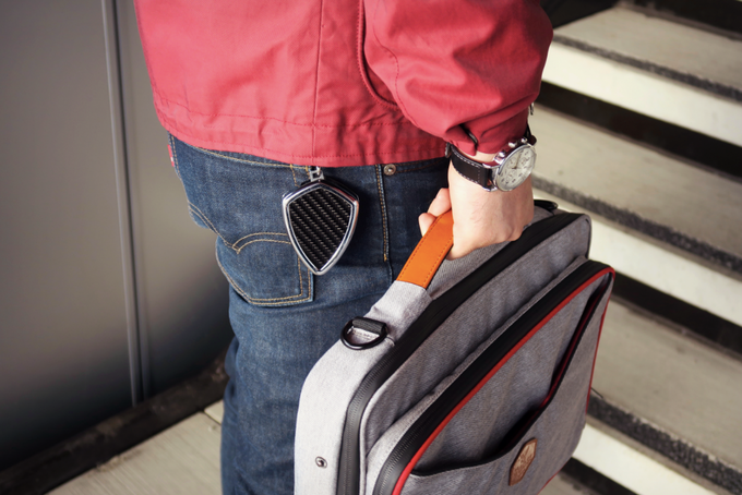 Coolest Way To Carry Your Items