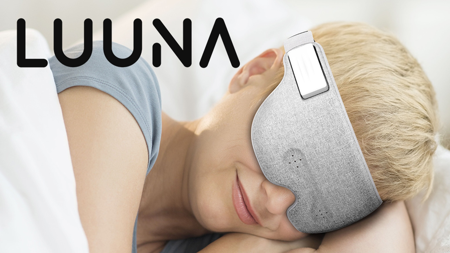 The first intelligent sleep mask that tailors its soothing capabilities to your sleep schedule.
