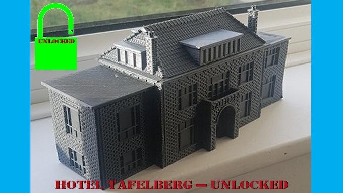 Tafelberg Hotel - Unlocked