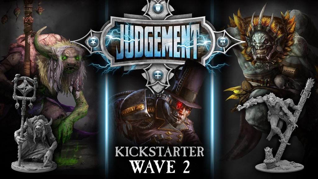Judgement Wave 2 project video thumbnail