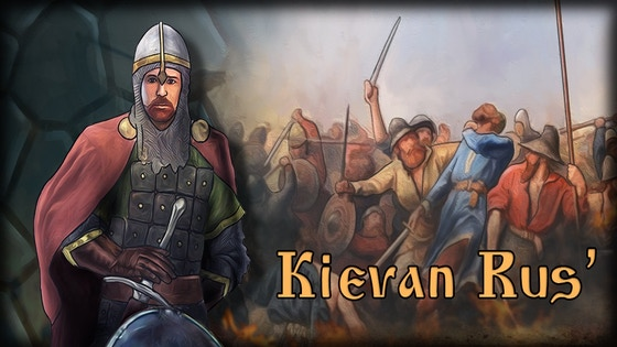Kievan Rus' – geopolitical simulator set in the Middle Ages