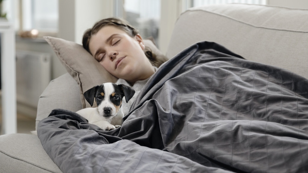 Zen Blanket - The Blanket for Better Sleep project video thumbnail