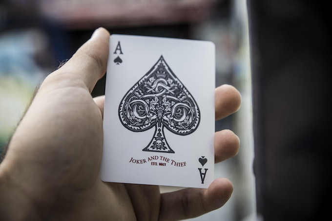 Joker and the Thief's Debut Ace of Spades Returns