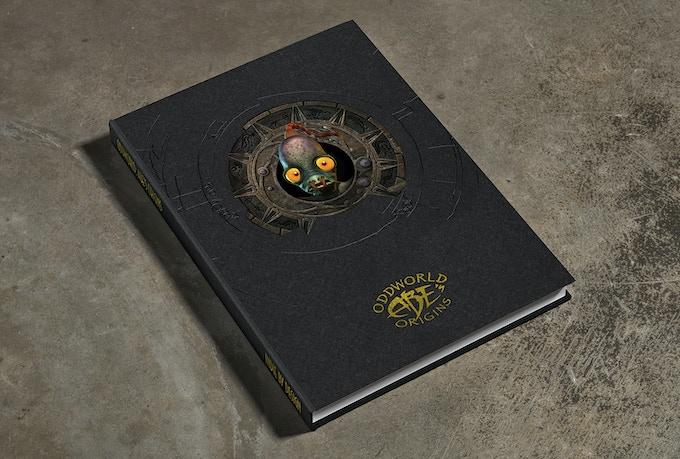 Oddworld: Abe's Origins cover design concept