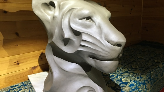 The Lioness Sculpture Project