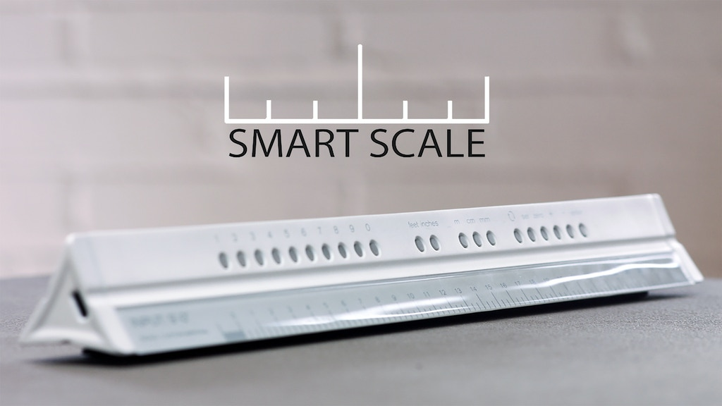 Smart Scale Ruler project video thumbnail