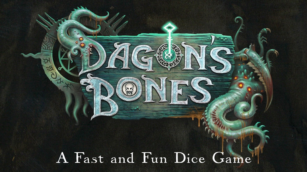 Dagon's Bones A Fast and Fun Dice Game project video thumbnail