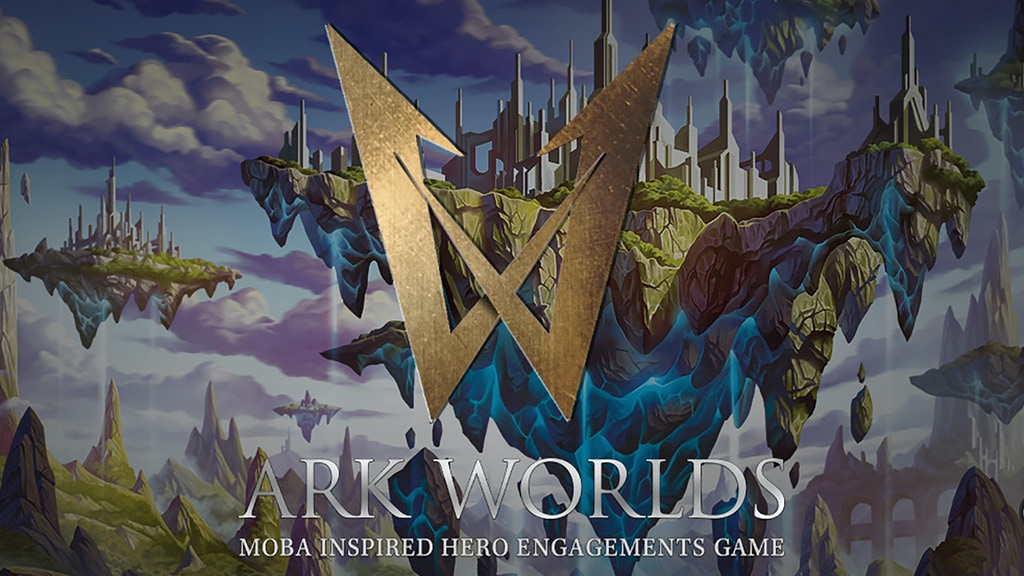 Ark Worlds: MOBA Inspired Hero Engagements Game
