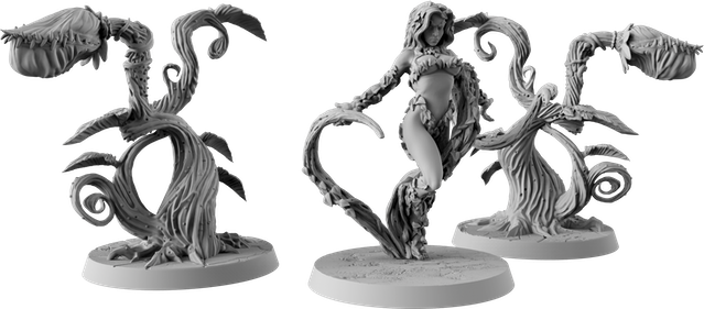 Sculpted by Arnaud Boudoiron