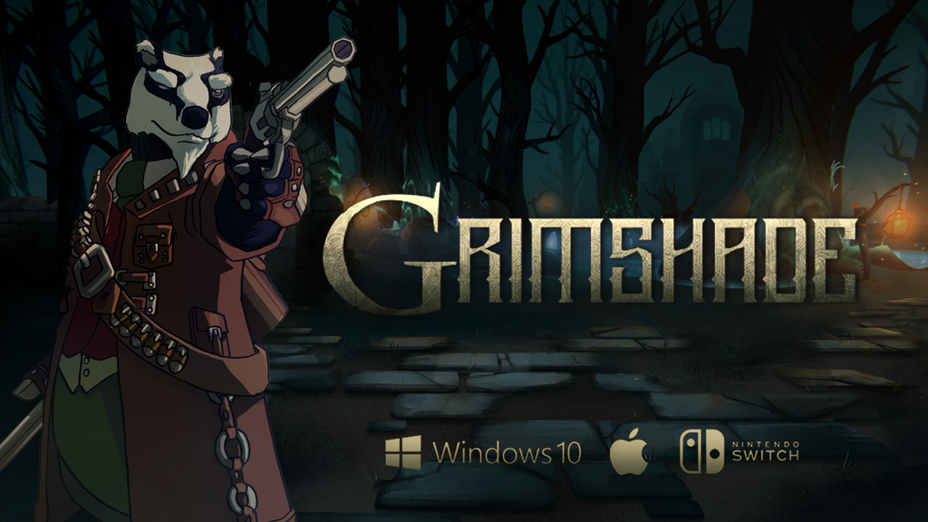 Grimshade project video thumbnail