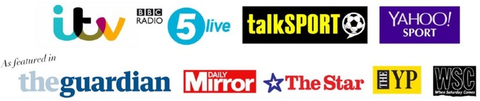 Some of the media we've featured in...