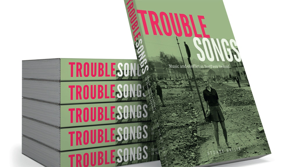 Trouble Songs: a book about music and conflict in N. Ireland project video thumbnail