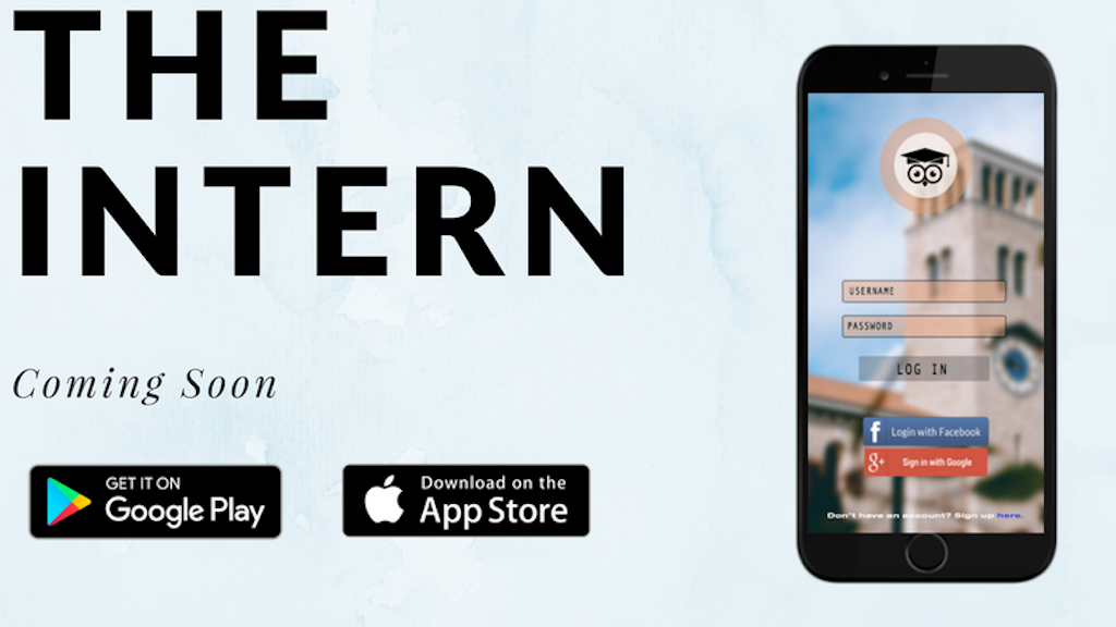 The Intern Mobile Application