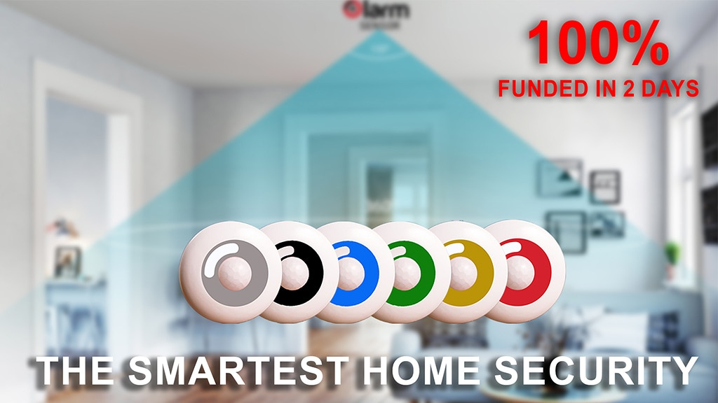 Olarm: The Smartest Home Security System project video thumbnail