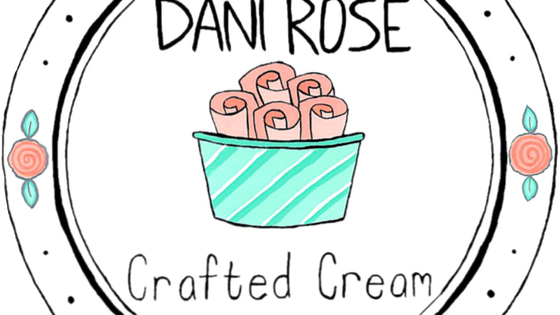 Dani Rose Crafted Cream: A Mobile Rolled Ice Cream Trailer