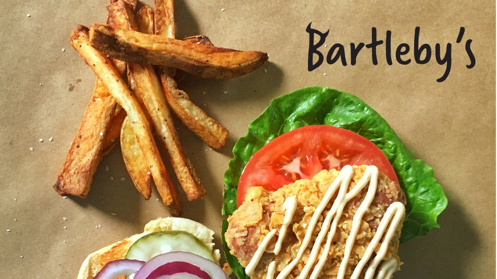 Send Bartleby's Seitan Stand into the Streets of Boston! project video thumbnail