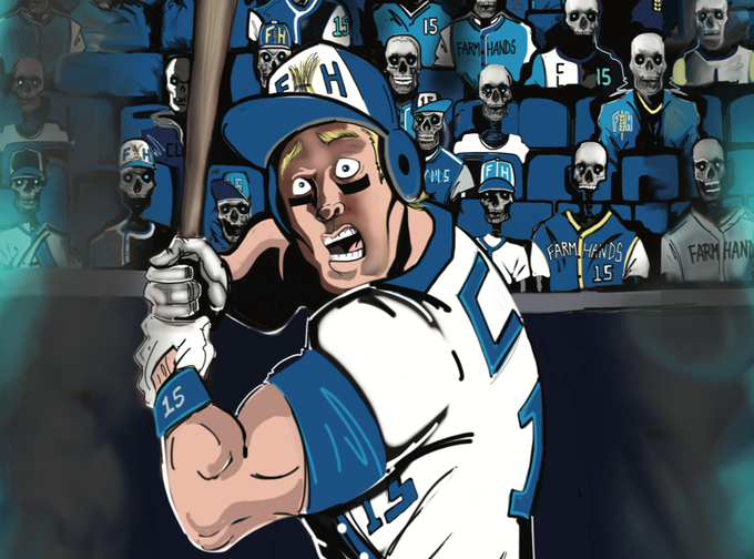 "Cover art for ""The Designated Hitter: Inning 1"""