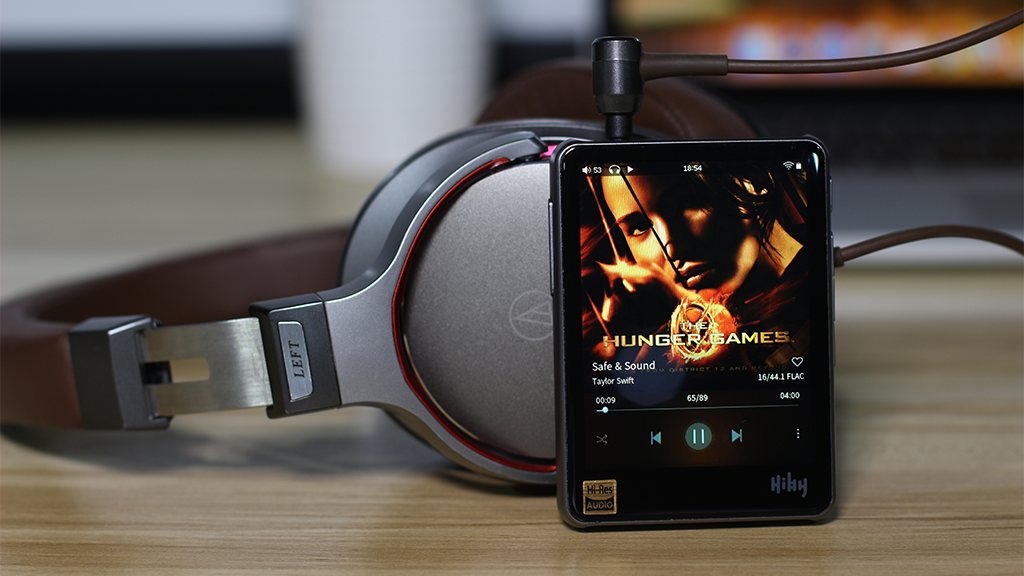 HiBy R3:Ultraportable Touchscreen Hi-Fi Network Music Player project video thumbnail
