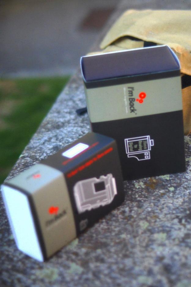 Nikon FE 50mm f 1.2 + I'm Back®