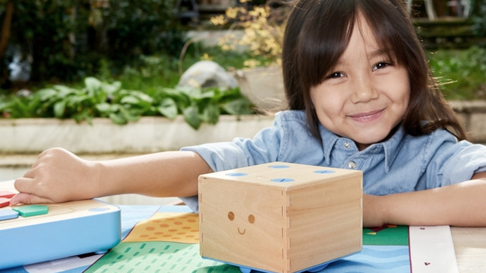 Cubetto Super Series Coding Adventures In The Savannah By Primo Mao Mini Market Playset Pink A Hands On Programming Language For Girls And Boys Aged 3 Up Montessori