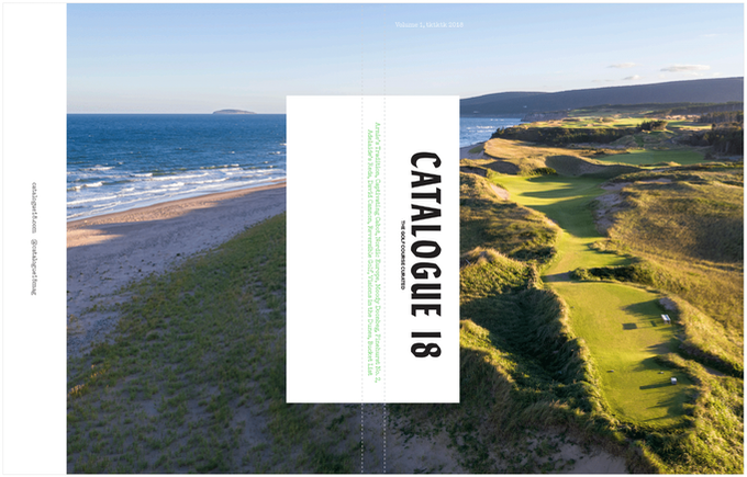 On the cover: The magnificent sixth at Cabot Cliffs (Evan Schiller photo).