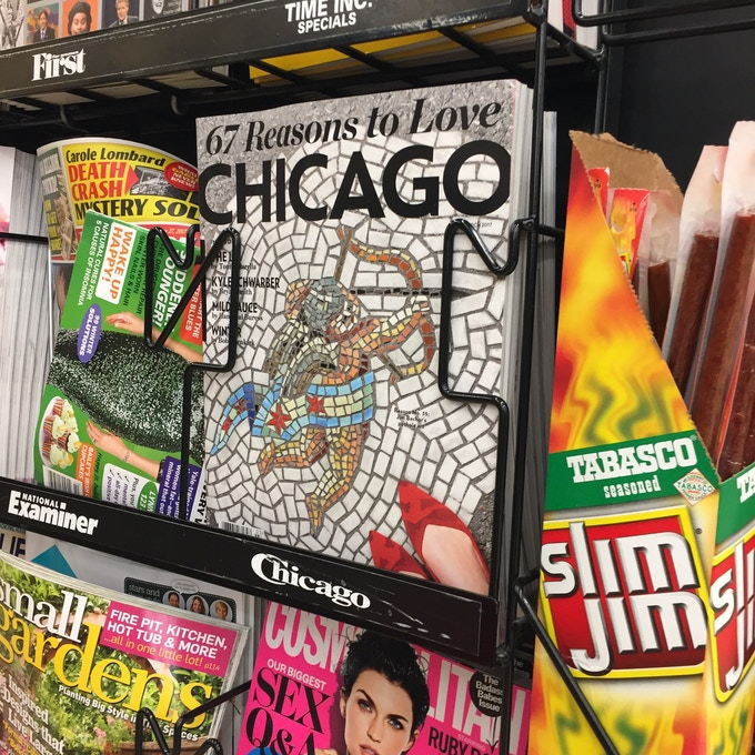 March 2017 issue of Chicago Magazine