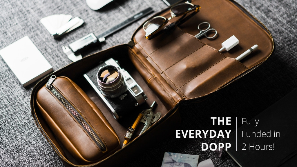 The Everyday Dopp: Effortlessly Organize Everything project video thumbnail