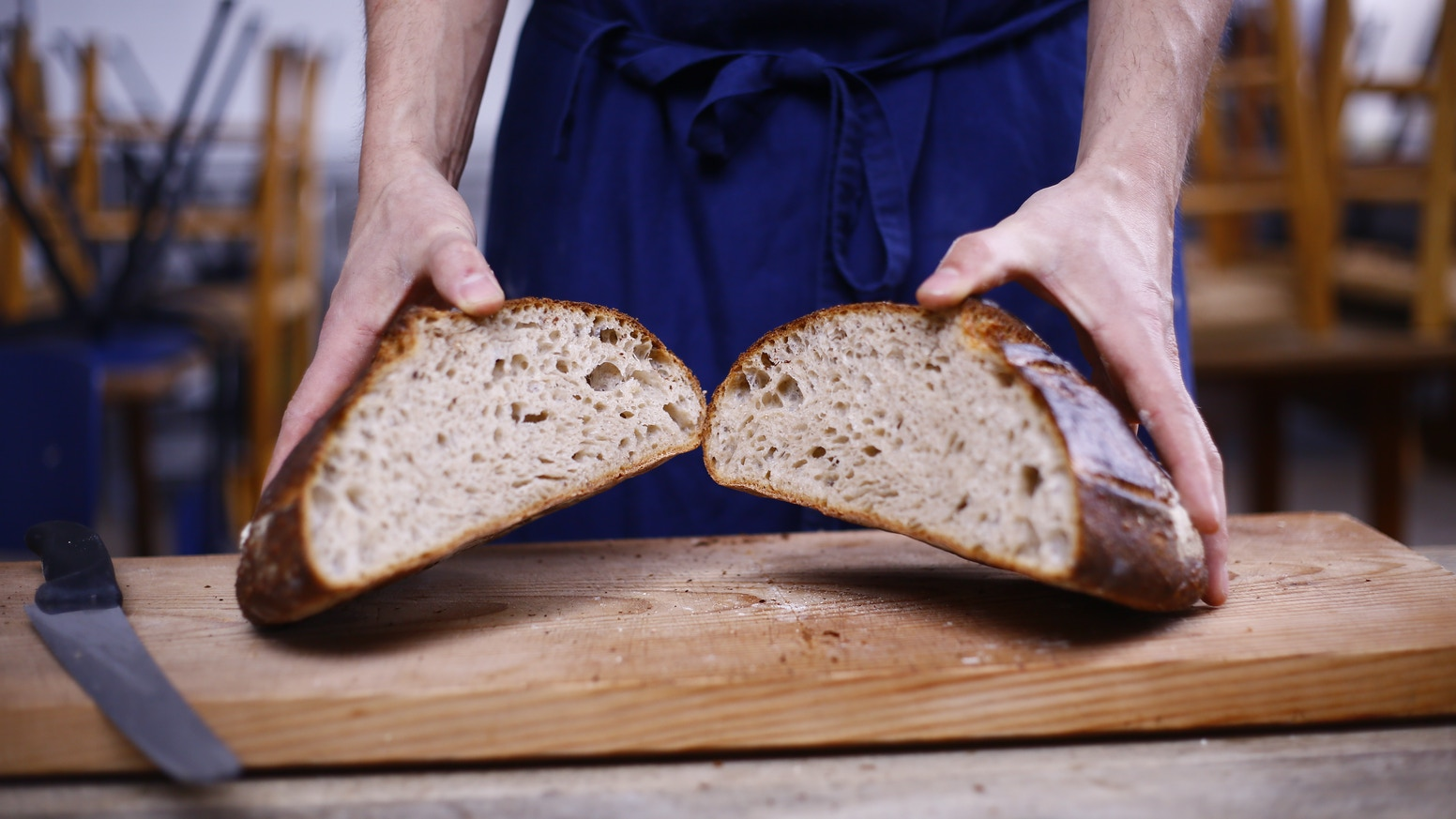 Join us in opening a bakery in Refshaleøen, bringing artisanal organic sourdough bread to this side of the Copenhagen harbour!