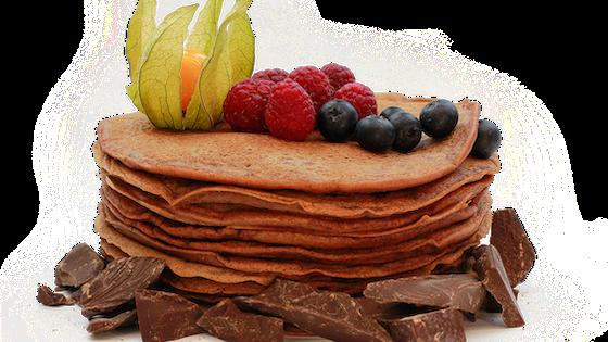 Pancakes instantáneos que mejoran memoria y concentración.