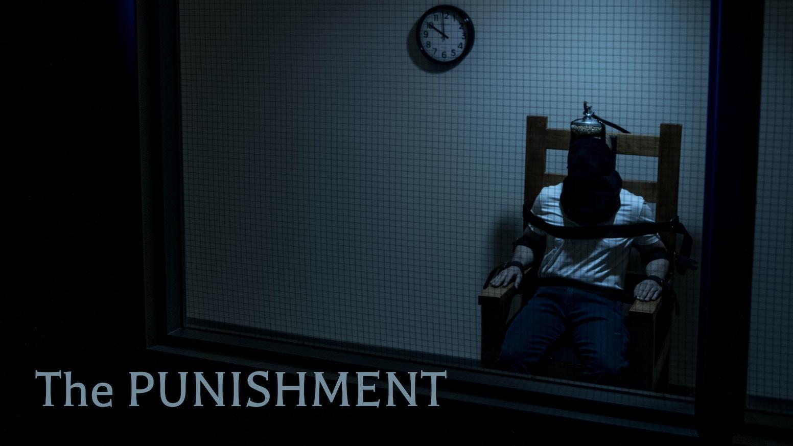 the punishment a short film by andres segura kickstarter