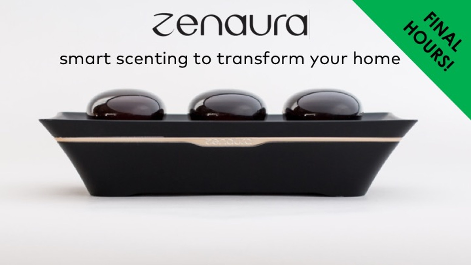 Zenaura Personalised Smart Scenting To Transform Your Home By Wiring Products Help Ensure That Will Be Ready For The Kickstarter