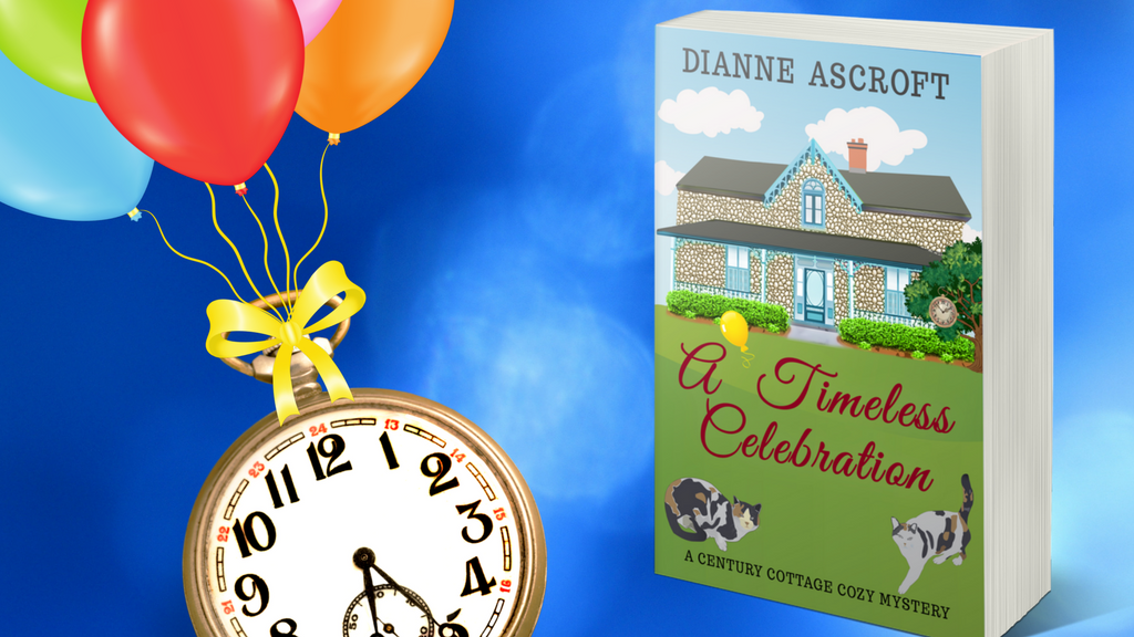 A Timeless Celebration: A Century Cottage Cozy Mystery project video thumbnail
