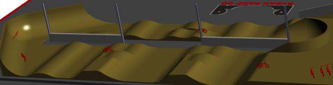 Draft Pump Track Design - Angle 2