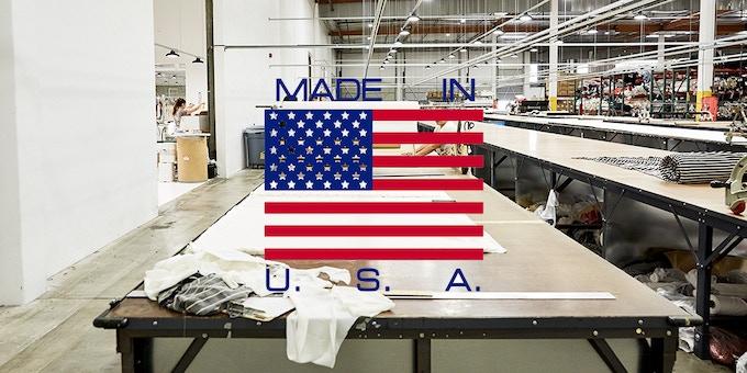 Handmade in the USA