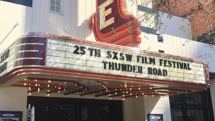 Jim Cummings' Kickstarter-funded film 'Thunder Road' took home the Grand Jury Award for Narrative Feature at SXSW. Photo: David Ninh