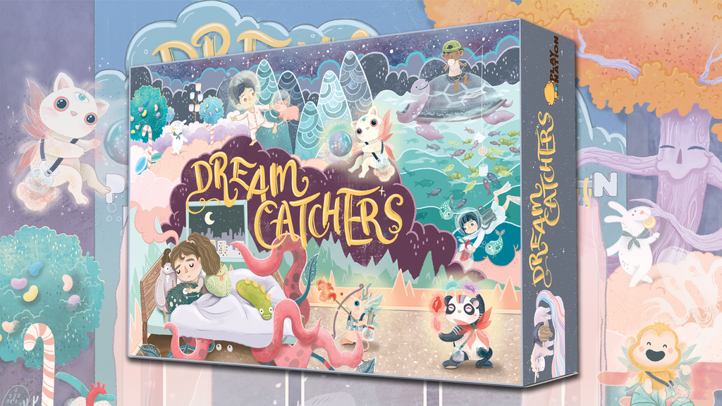 Dream Catchers Board Game