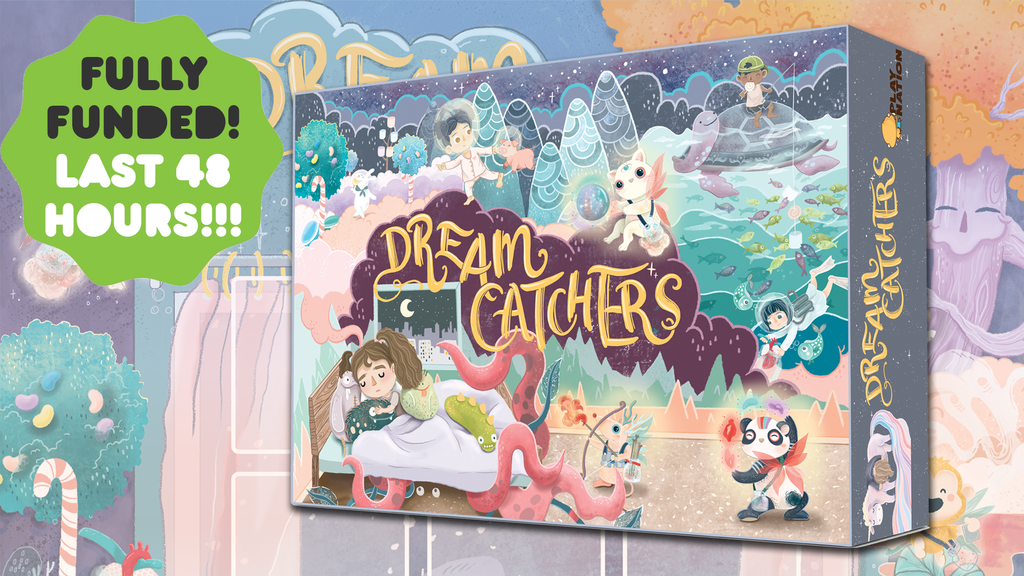 Dream Catchers Board Game project video thumbnail