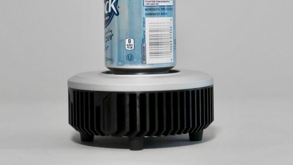 Drink Induction Chiller (Electric Coaster)