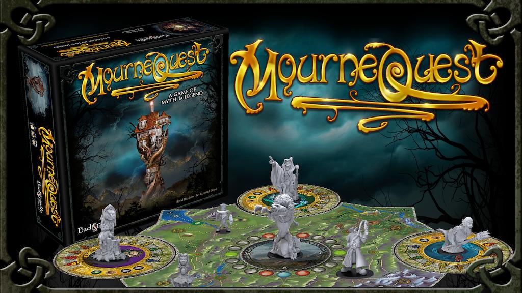 MourneQuest project video thumbnail