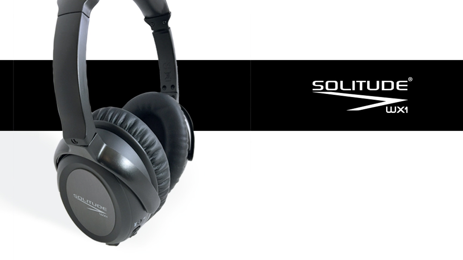 Pilot endorsed, wire-free active noise cancelling headphones with patented dual drivers which delivers a surround sound experience.THANK YOU FOR MAKING OUR CAMPAIGN SUCCESSFUL! Visit our site for more information on the Solitude WX1.