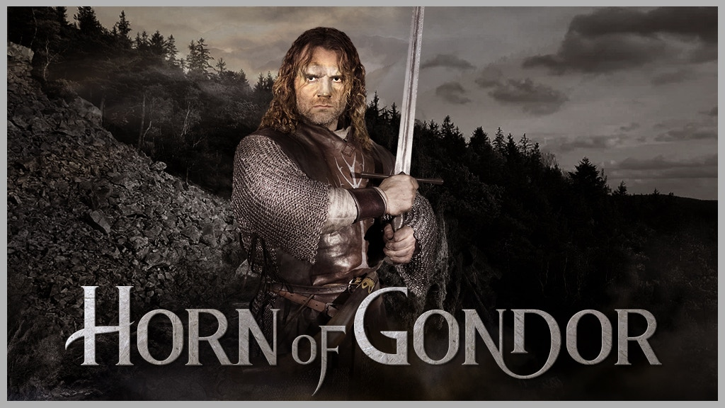 Horn of Gondor - Tolkien Fan Film project video thumbnail