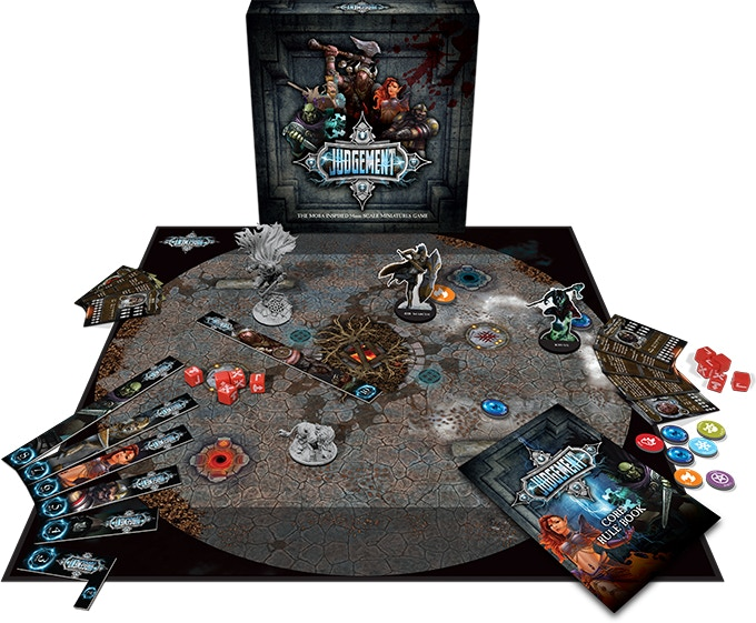 The Judgement Two-Player Starter Box