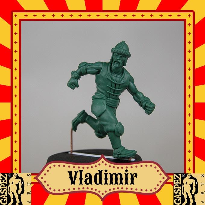 CATCHER 3: Vladimir