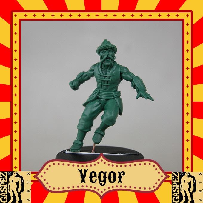 CATCHER 4: Yegor